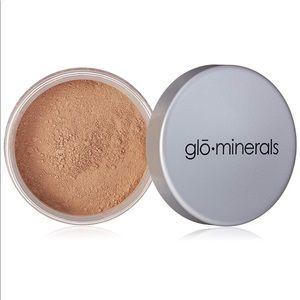 NWT Glō minerals loose base powder in beige dark